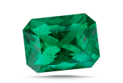"CLARITY  In Emerald expect to see inclusions that dealers like to call an internal ""jardin,"" or garden."