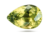 CUT Many garnets are cut into standard shapes and calibrated sizes to allow setting into manufactured jewelry.