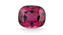 CARAT WEIGHT  Garnets can be found in all sizes and weights, although some varieties are rare in large sizes.