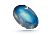 CARAT WEIGHT Moonstone comes in a wide range of sizes and carat weights.
