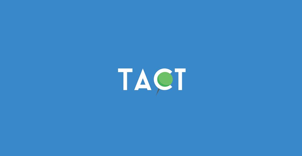 TACT | BRAND IDENTITY | ART DIRECTOR