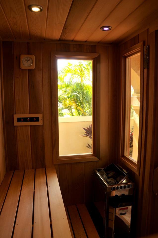 Sauna Kit - Interior