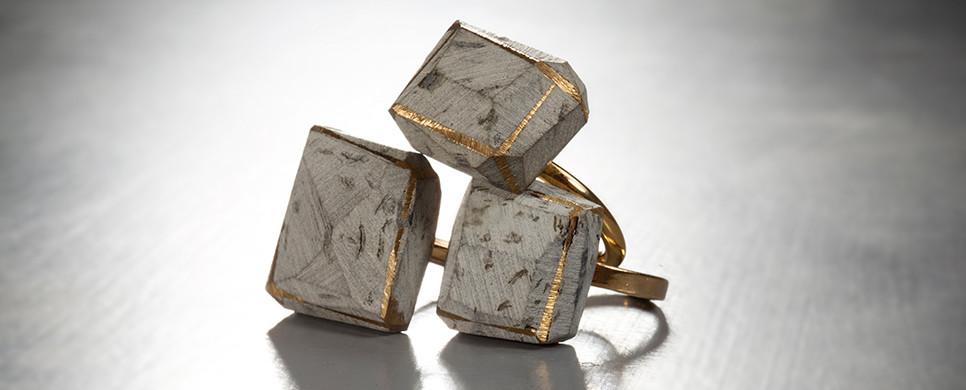 Jewelry designer Noy Alon rings, from telaviv, www.noyalon.com