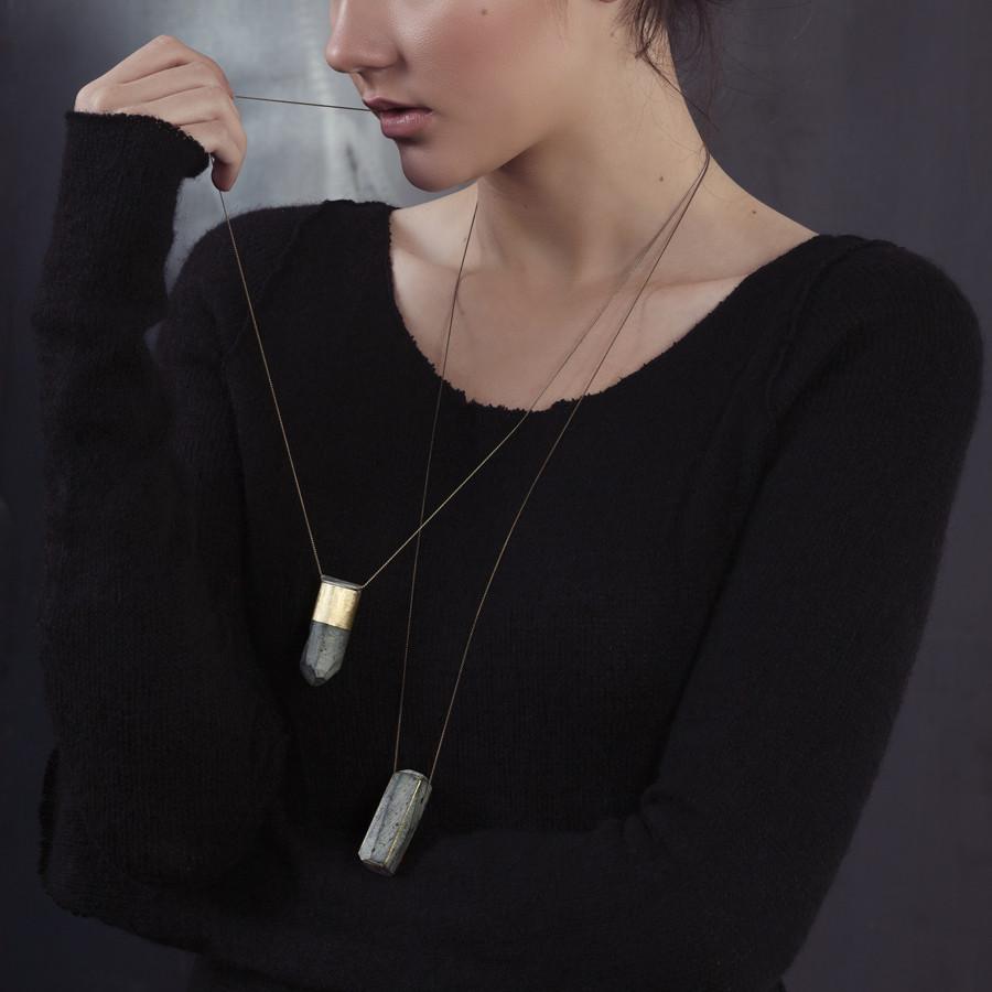 Jewelry designer Noy Alon necklace, from telaviv, www.noyalon.com