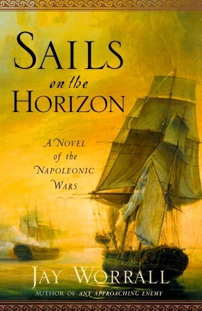 cover of Jay Worrall's Sails On The Horizon