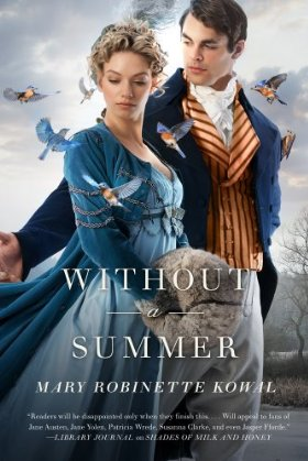 cover of Mary Robinette Kowal's Without A Summer