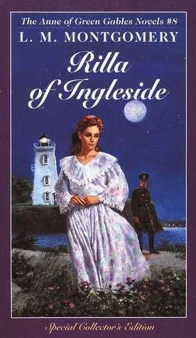 cover of Lucy Maud Montgomery's Rilla of Ingleside