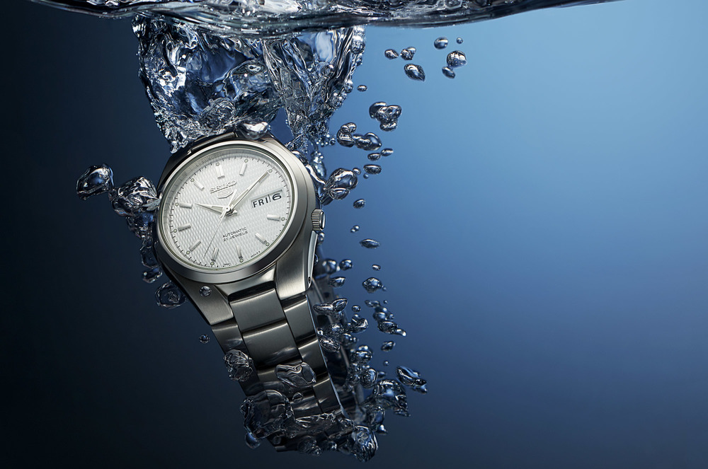 Fielder Williams Strain fiwist Nashville Product Photographer seiko watch water.jpg