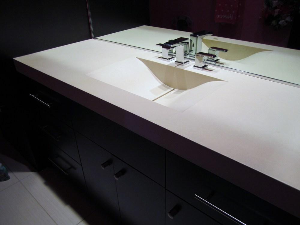 Single Concrete Wave Sink