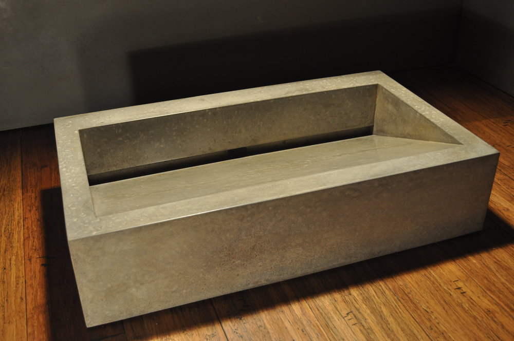 Concrete Ramp Vessel
