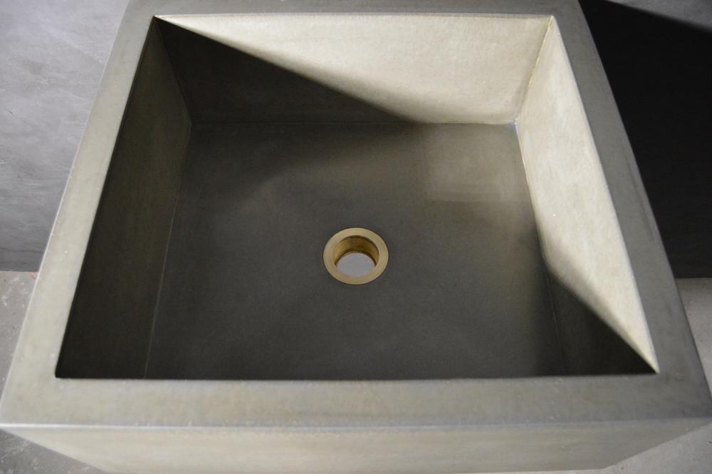Concrete Mop Sink