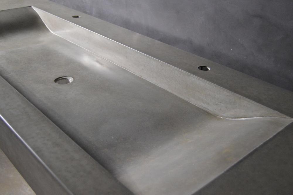 Concrete Wave/Trough Sink