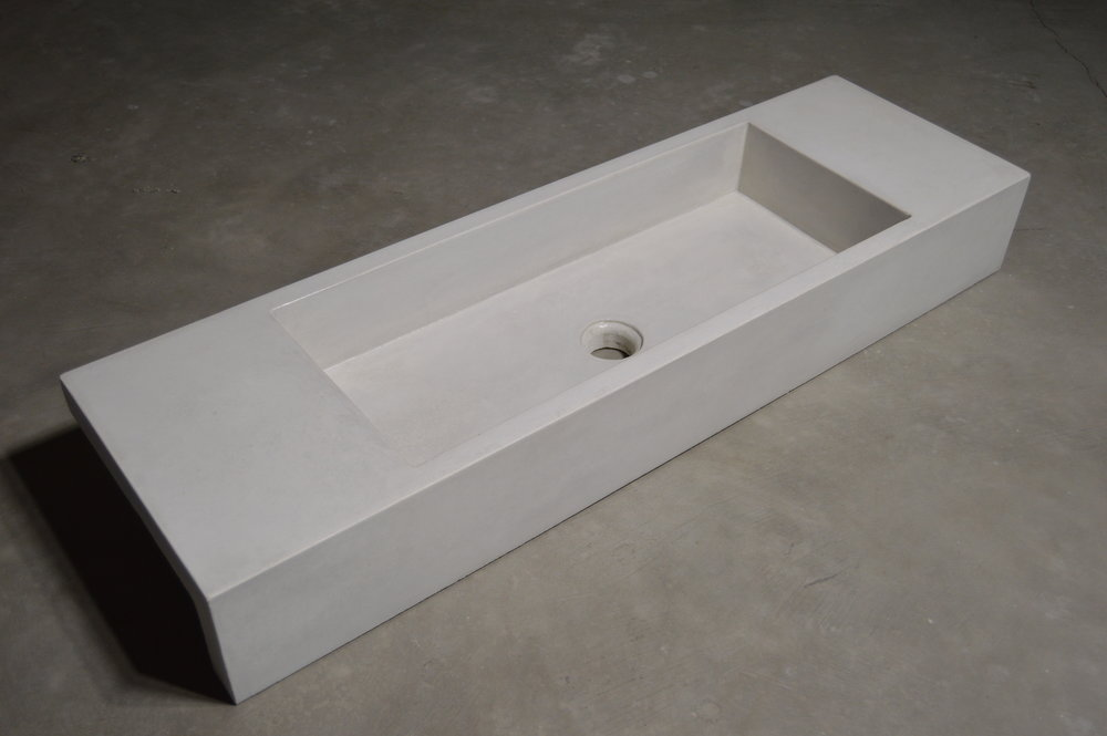 Concrete Mini Trough Sink