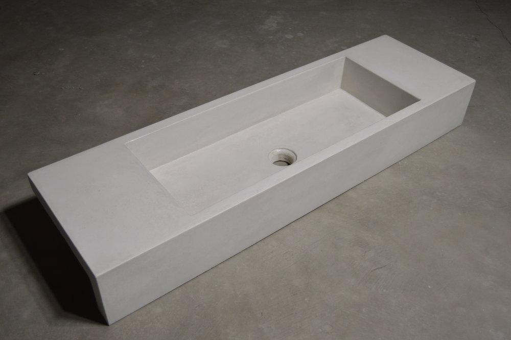 Concrete Mini Trough Sink