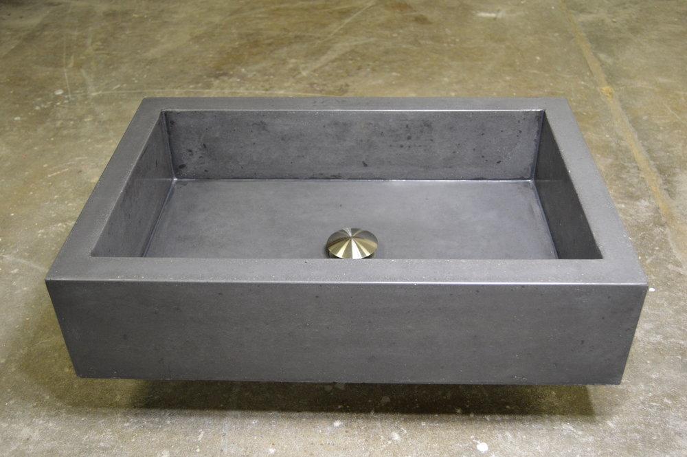 Concrete Trough Sink