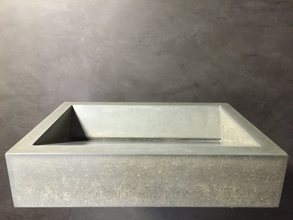 Floating Concrete Ramp Sink