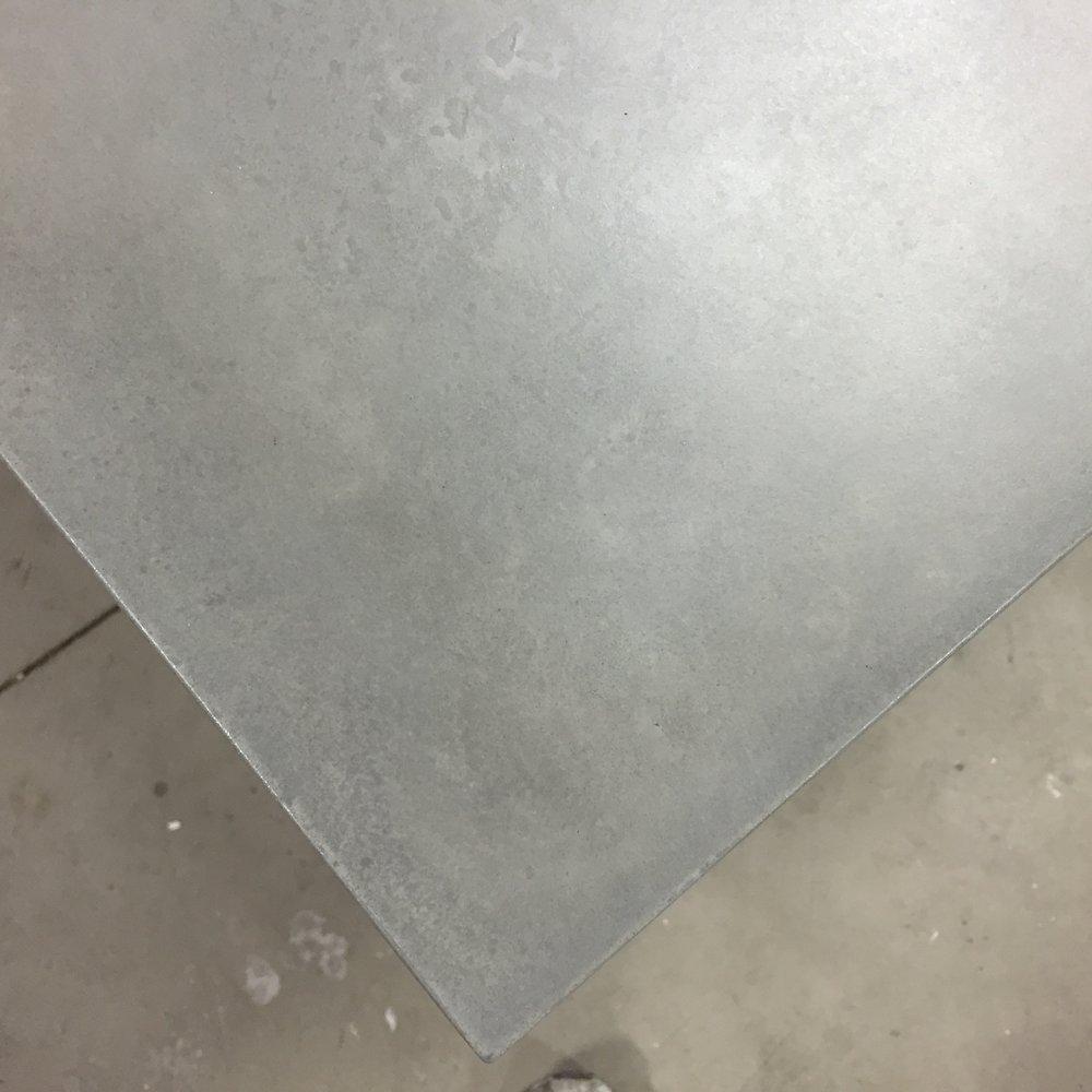 Concrete Counter Detail