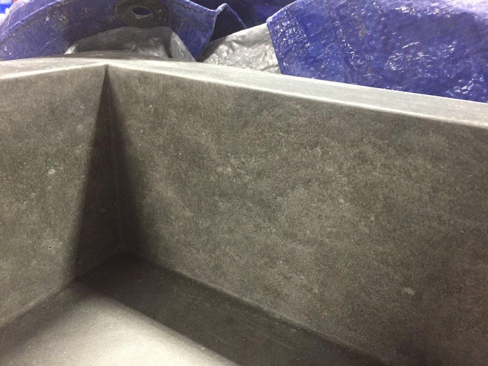 Concrete Trough Basin