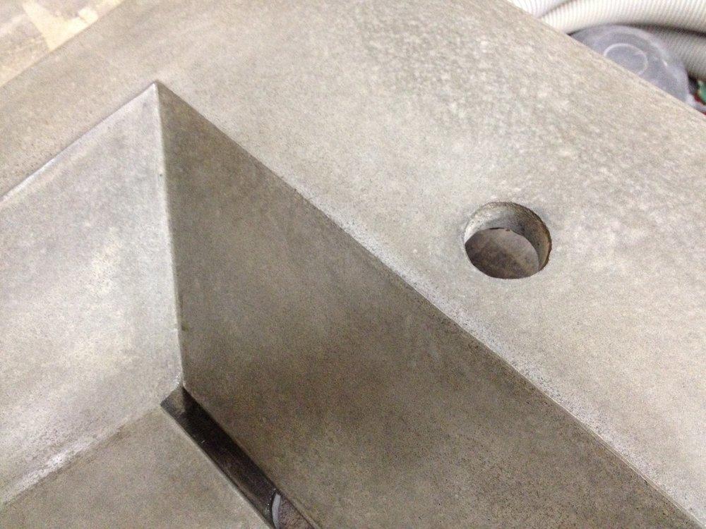 Concrete Ramp Drain