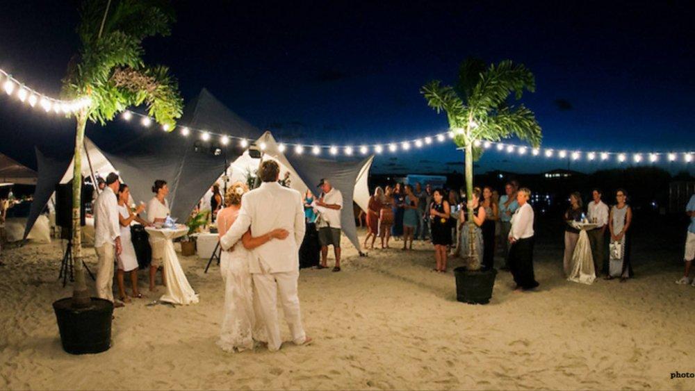 Port Aransas Beach Weddings Catering