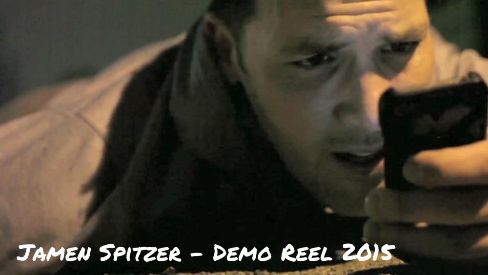 Jamen Spitzer - Demo Reel 2015
