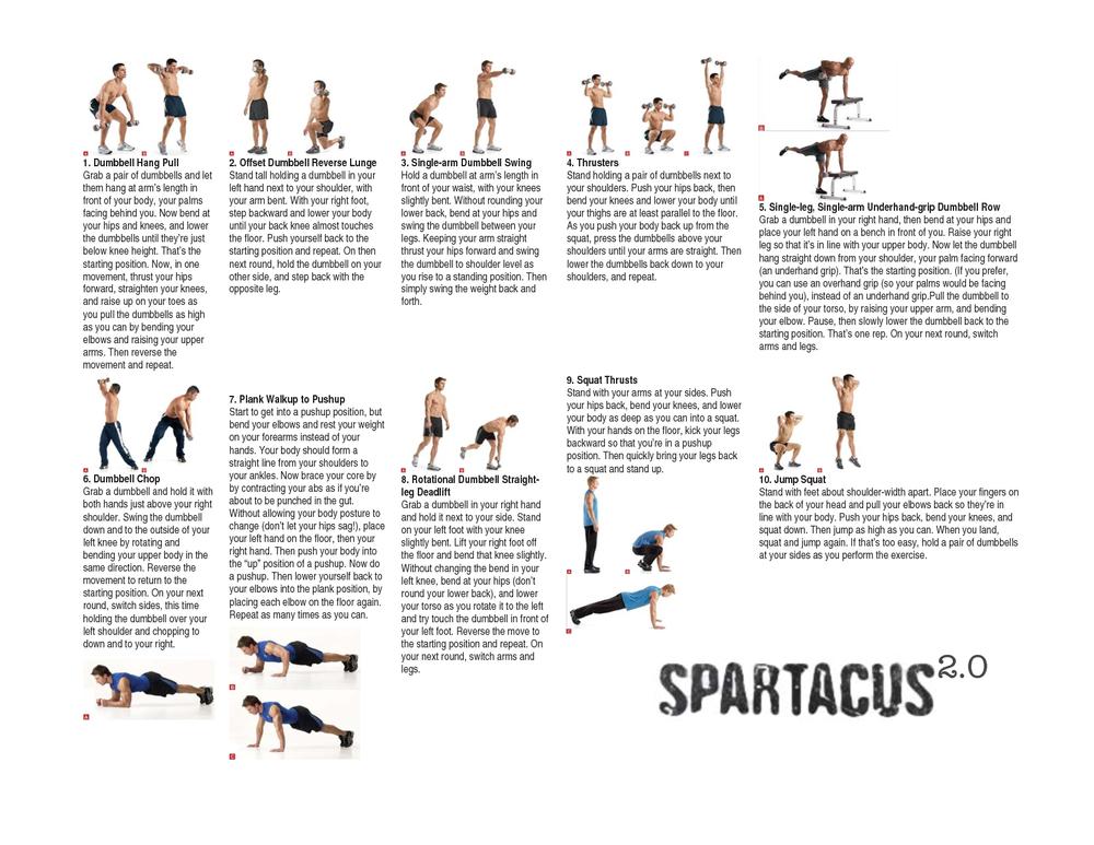 Spartacus 2.0