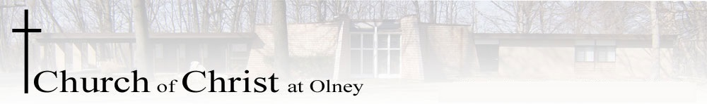 Olney Church of Christ
