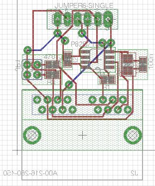 I2C breakout board