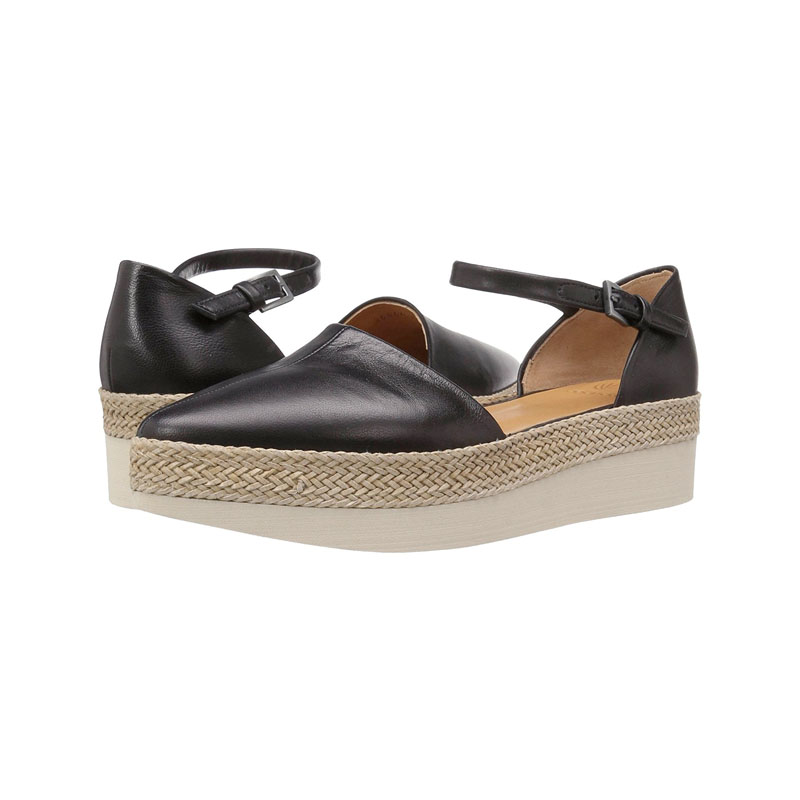 Coclico Women's Pop-Up Pointed Toe Flat