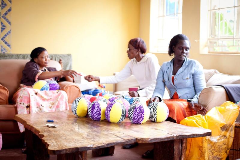 Get to know social enterprise Amani ya Juu | Birds of a Thread