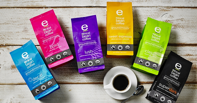 Fair trade coffee - Ethical Bean