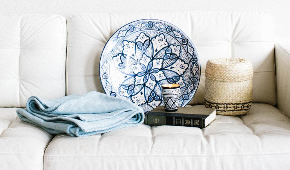 GlobeIn Bedroom Subscription Box | Fair Trade