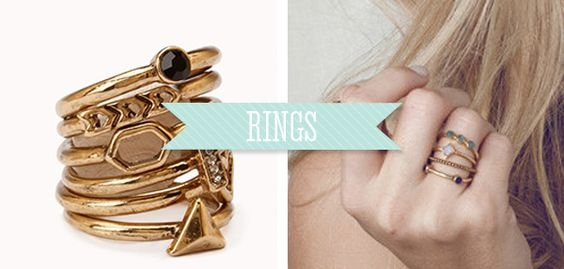 Fair Trade, Ethical Alternatives to Forever 21 | Rings