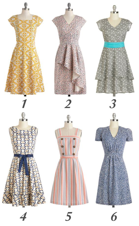Ethical ModCloth Dresses