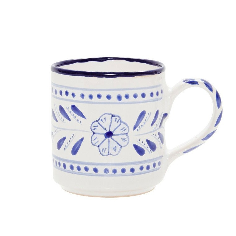 The Little Market Floral Mug