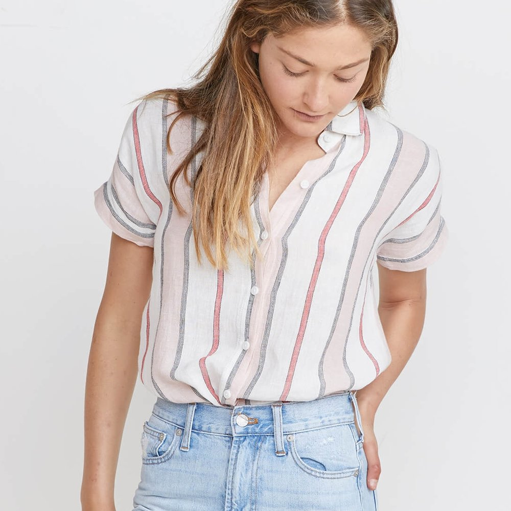 Marine Layer Ellie Button-Down