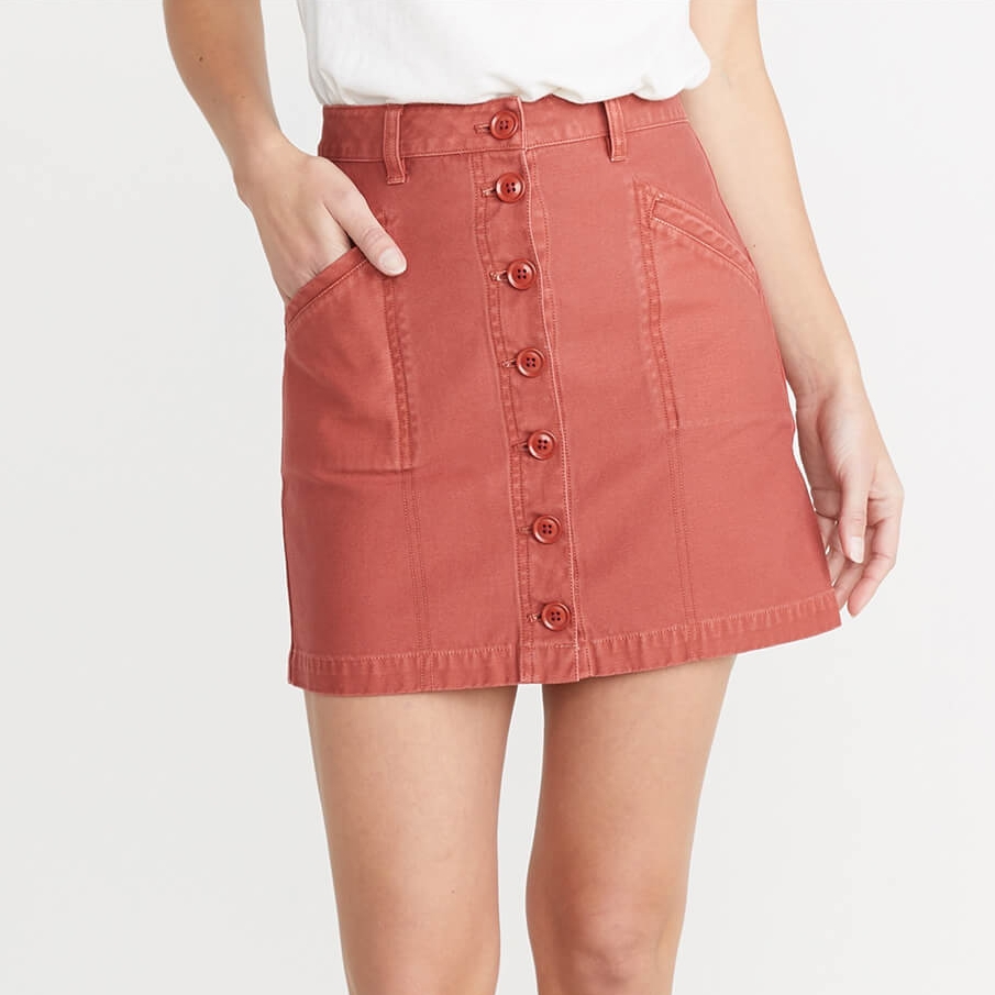 Marine Layer Avery Mini Skirt