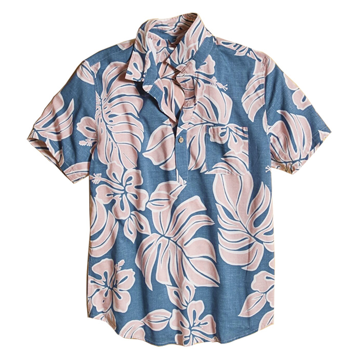 Marine Layer + Lost and Found Mauna Loa Popover - Marine Layer is one of my favorite brands for casual women's clothing, and their men's line rocks too. This Hawaiian print popover was designed in collaboration with the Lost & Found Collection and features a custom print inspired by vintage film negatives found at a Pasadena flea market. Made responsibly abroad.