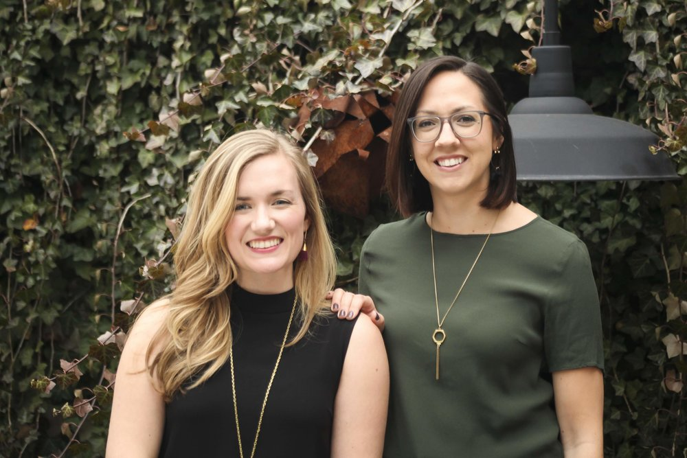 wearwell founders Erin Houston and Emily Kenny