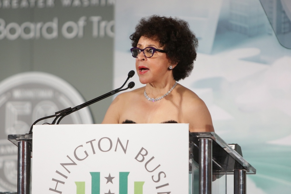 2015 Washington Business Hall of Fame Laureate Sheila Johnson