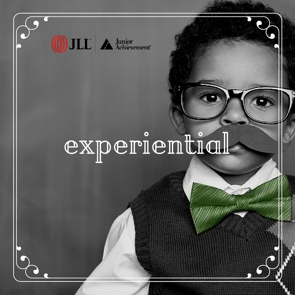 This #june @jllnews and @juniorachievementdc are partnering to make #education more #experiential and #handson to give kids real practice at the #decisions they will one day make the #skills they will need to succeed. #ja #juniorachievement #partners #teamworkmakesthedreamwork #finlit #futureready #sowecan #education #nonprofits #partnership #jlldc