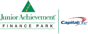 Transparent JA Finance Park logo.png