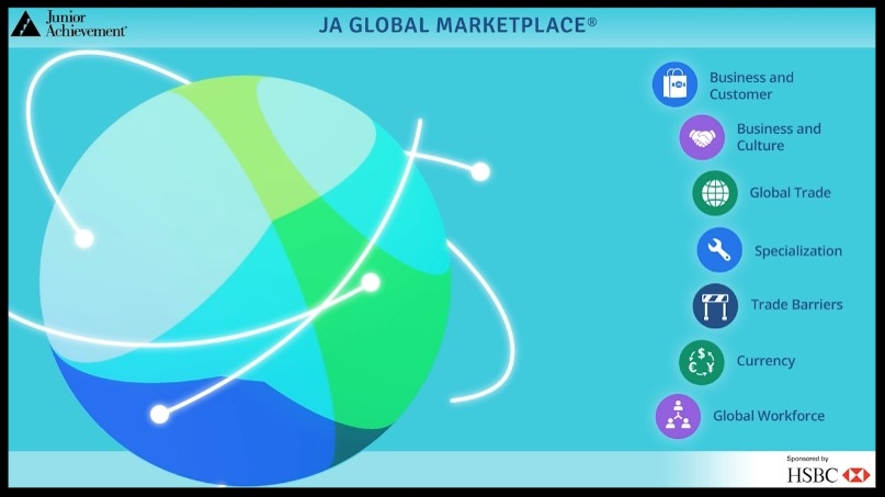 JA Global Marketplace - Blended