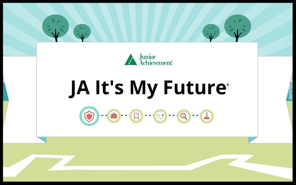JA It's My Future - Blended