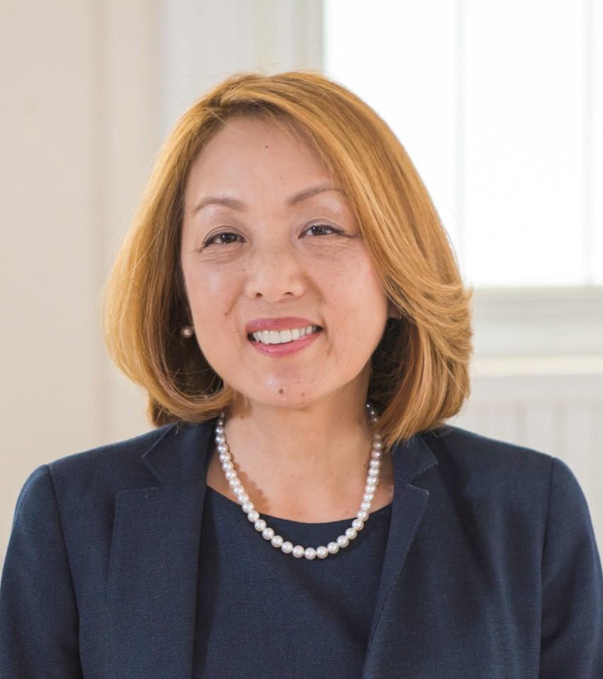 Dr. Sachiko Kuno | Founder & Chair, Halcyon