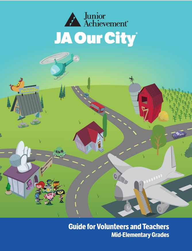 ja our city® rd grade junior achievement of greater washington ja our city® 3rd grade