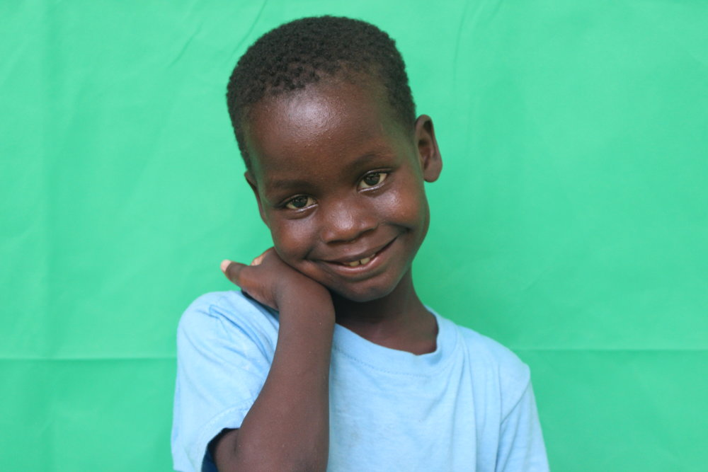 Wilderson, Age 6 From Brooklyn, Cite Soleil
