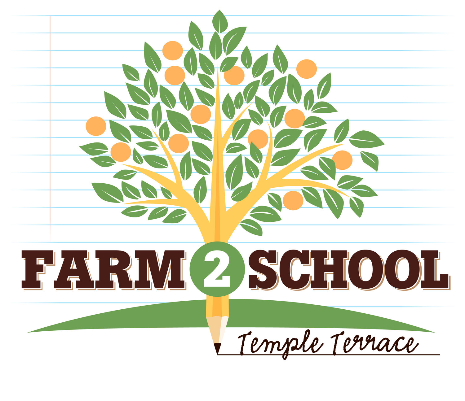 Temple Terrace Farm 2 School:            empowers youth for health and success through hands-on agricultural experiences
