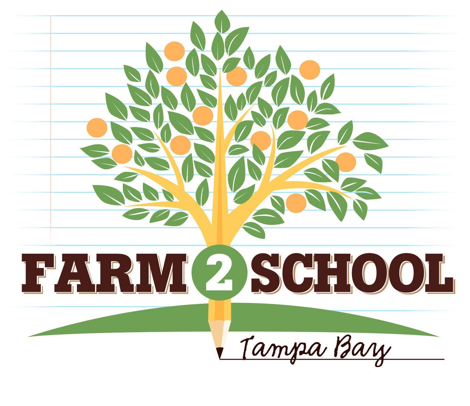 Tampa Bay Farm 2 School:            empowers youth for health and success through hands-on agricultural experiences
