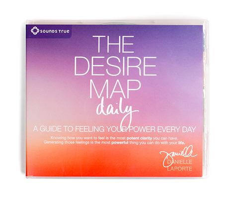 The Desire Map Daily 2 CDs